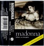 LIKE A VIRGIN - UK / EU CASSETTE ALBUM (1)